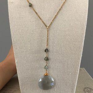Anthropologie Serefina Pendant Necklace
